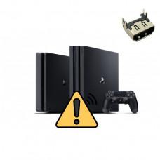 PlayStation 4 HDMI port repair